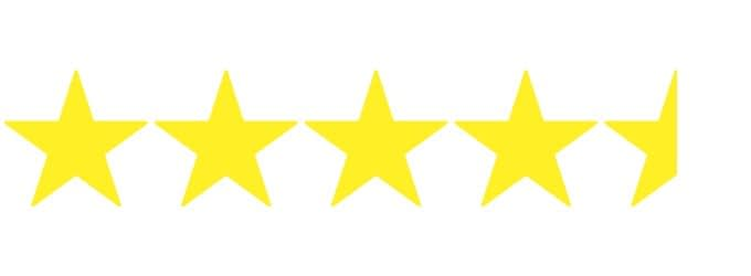 Certified Review Stars